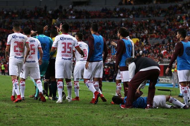 Multa al Atlas y aviso de veto a Estadio Jalisco