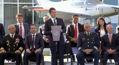 Peña Nieto anuncia iniciativa para garantizar apoyo transexenal a ciencia y tecnología