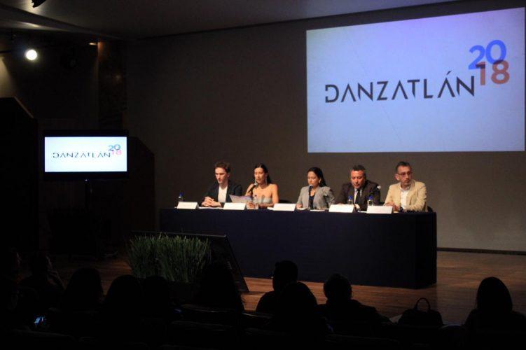 Elisa Carrillo presenta Danzatlán, festival para incentivar amor por el baile
