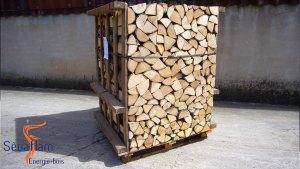 Sèvaflam Énergie Bois - Bois de chauffage livré chez vous sur palette