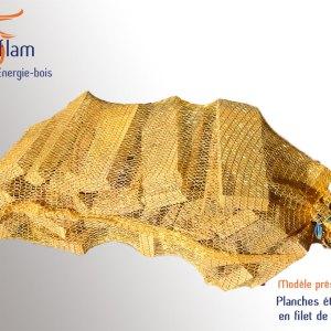 Planches étuvées en filet – sac de 15 kg – 33 ou 25 cm