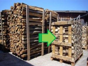 Comprendre et vérifier le volume de bois de chauffage