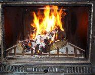 Flammes insert conditions de chauffage optimales   Sèvaflam - Bois de chauffage sur palette