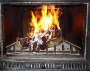 Flammes insert conditions de chauffage optimales | Sèvaflam - Bois de chauffage sur palette