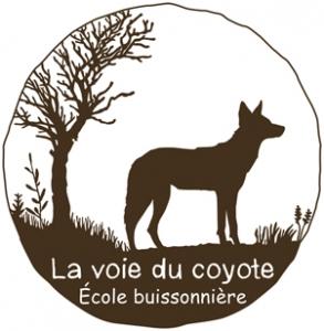 Vectorisation de logo pour La Voie du Coyotte