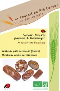 Flyer Le Fournil du Pré Lacour 2018