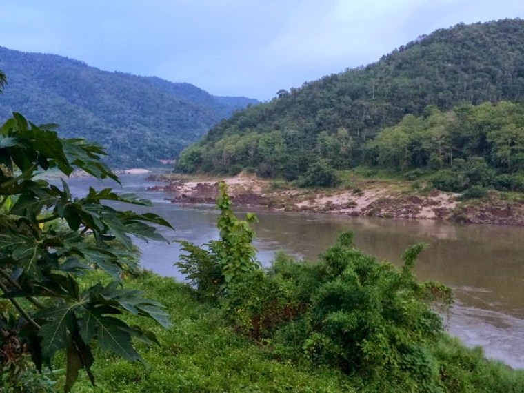 luang prabang, laos, south east asia, travel, how to, guide, slow boat, how to cross the border to laos