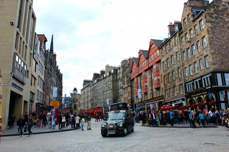 Why Edinburgh Is My Favourite City In The UK!
