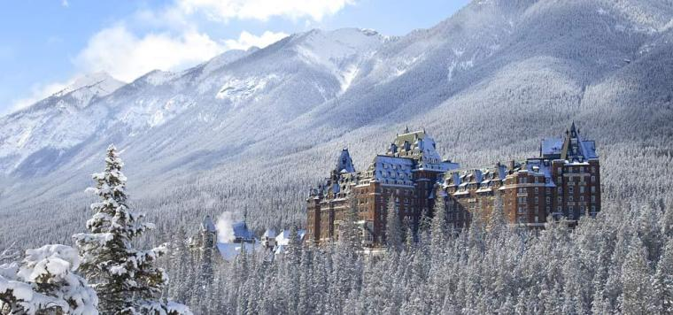 Banff Springs Hotel, Fairmont