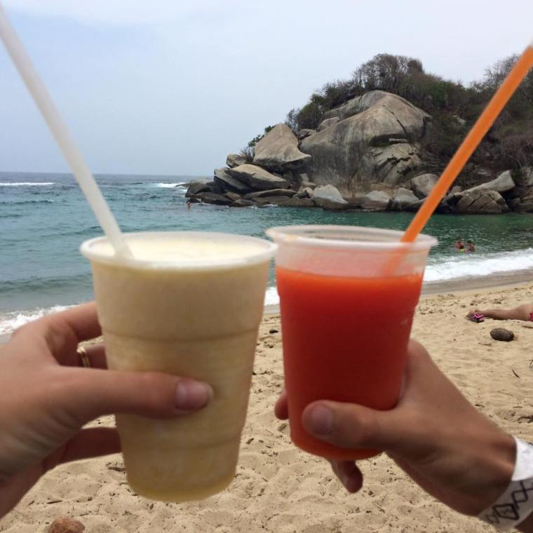 Everything You Need To Know About Tagana And Tayrona National Park, Colombia!