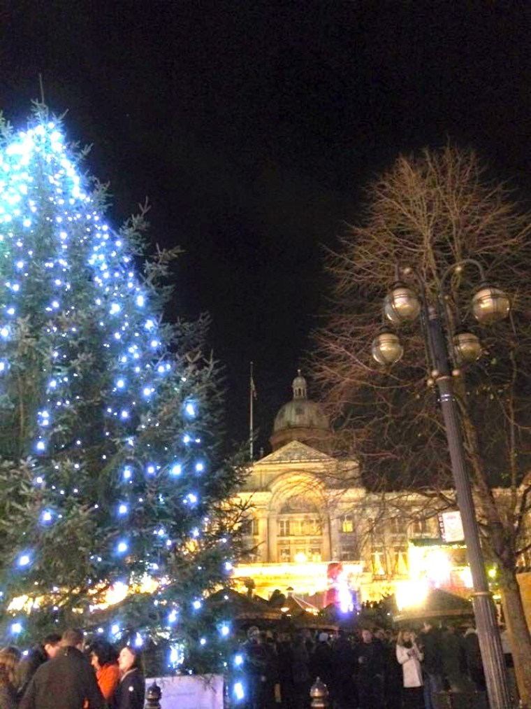 Everything you need to know about the Birmingham Christmas Markets!