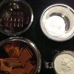 Dôme en coque chocolat et sa mousse spéculoos (3)