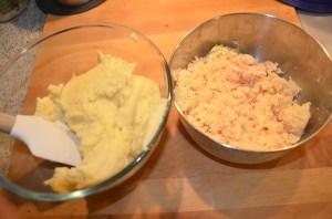 croquettes pomme de terre
