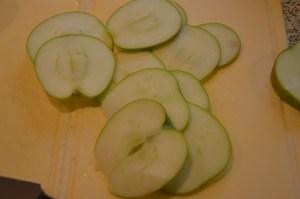 chips de pomme