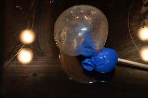bulle gelatine