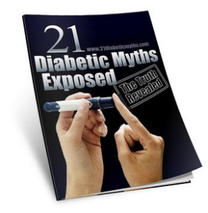 Diabetic myths Exposed