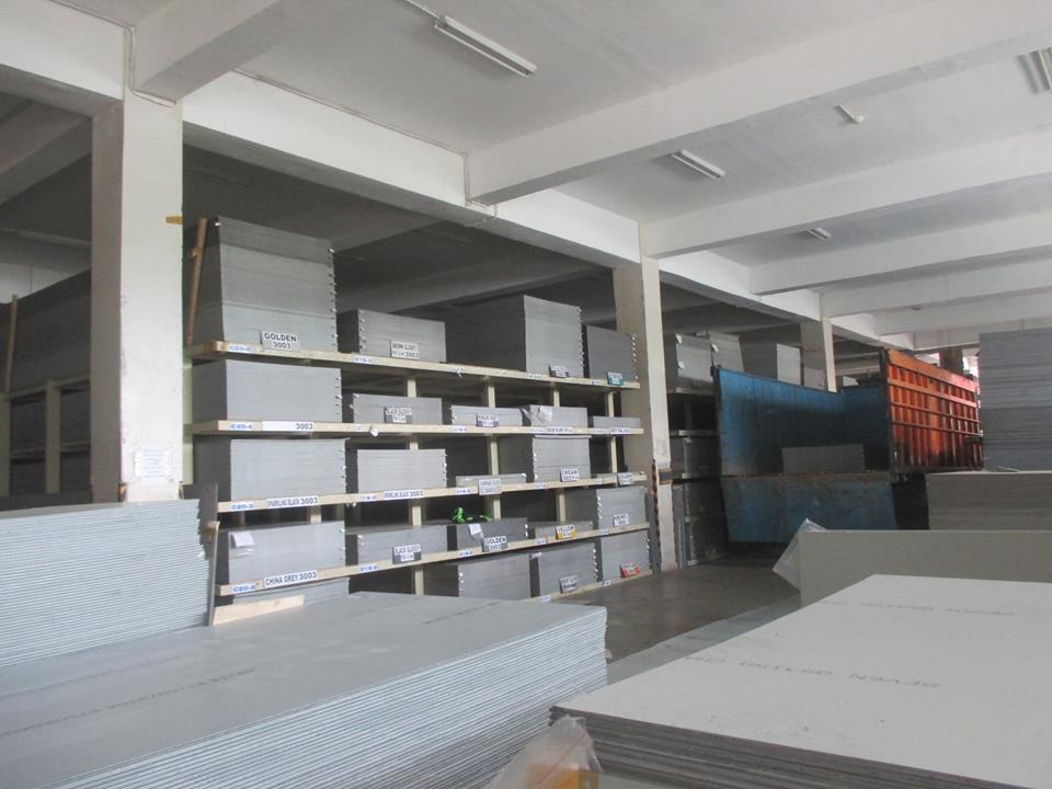 Harga Seven Aluminium Composite Panel SEVEN type warna PE (Polyester)