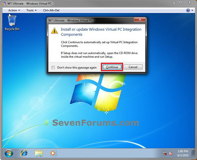 Windows Virtual PC Integration Features - Install, Enable, and Disable-step2.jpg