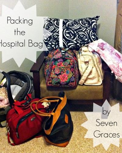 Pregnancy 101: Hospital Bag Necessities