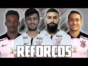O Pacotão De Retornos Do Corinthians Para 2019