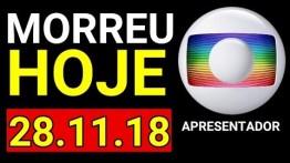 Choro na Globo: Acabamos de perder Jornalista após triste acontecimento