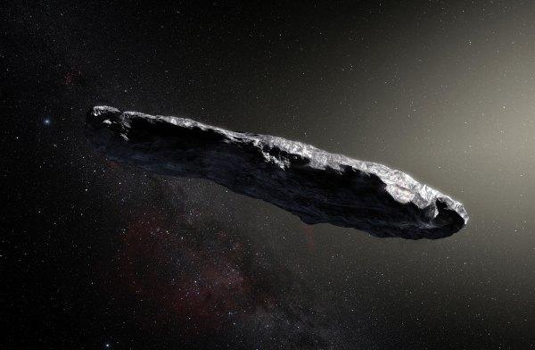 1I/Oumuamua