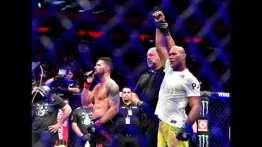 Ronaldo Jacaré nocauteia Chris Weidman no UFC 230