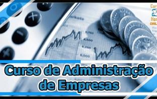 Curso de Administração de Empresas do Cursos 24 Horas – Qual salário de um administrador?