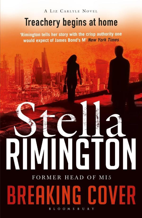 Breaking Cover (Liz Carlyle 9) by Stella Rimington