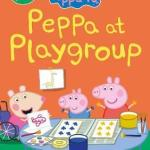 Peppa Pig: Peppa at Playgroup Sticker Activity Book by Pig Peppa