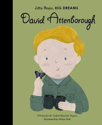 David Attenborough by Vegara, Maria I Sanchez