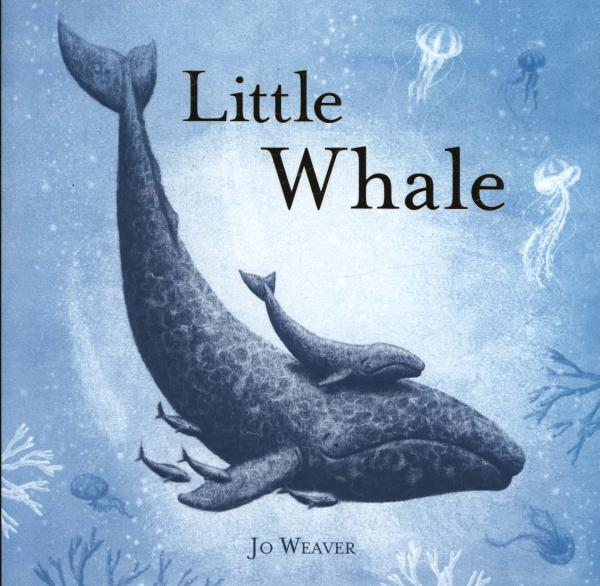 Little Whale by Jo Weaver