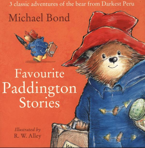 Favourite Paddington Stories (Paddington) by Michael Bond