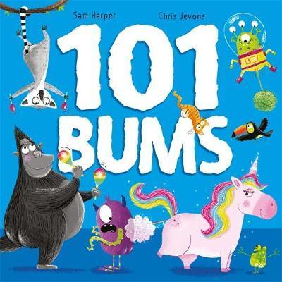101 Bums by Sam Harper