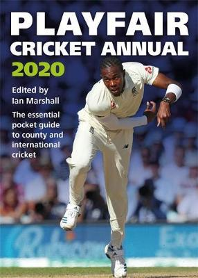 Playfair Cricket Annual 2020 by Ian Marshall