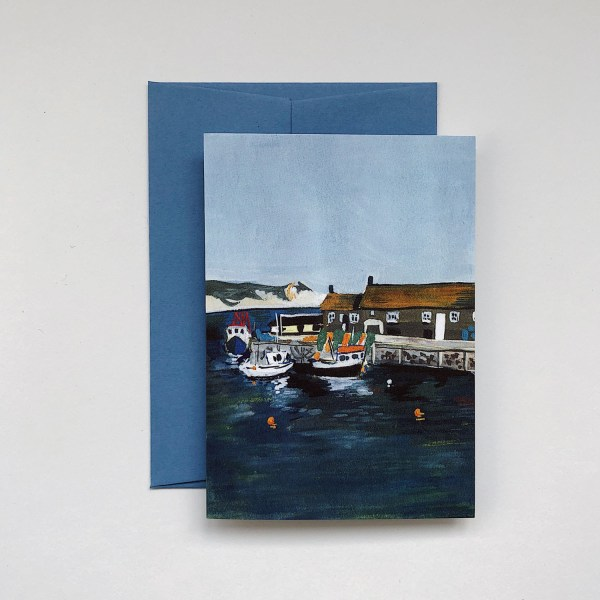 Harbour Card Peggy