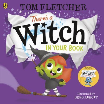 There's a Witch in Your Book by Tom Fletcher