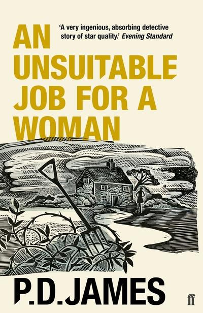 An Unsuitable Job for a Woman by P. D. James