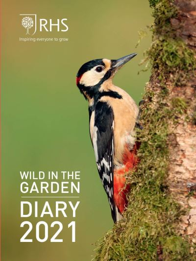 Royal Horticultural Society Wild in the Garden Pocket Diary 2021 by Horticultural S Royal