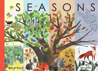 Seasons by Hannah Pang