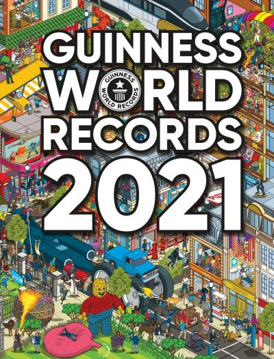Guinness World Records 2021 by World Records Guinness