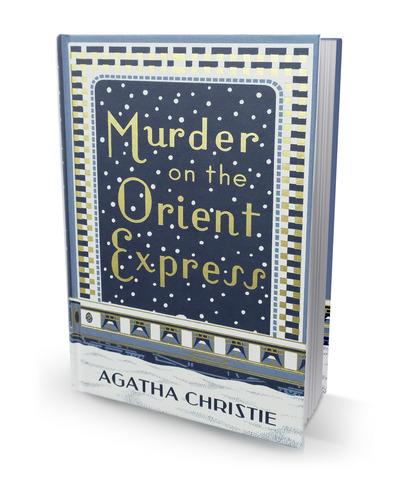 Poirot Murder On Orient Express Spec by Agatha Christie