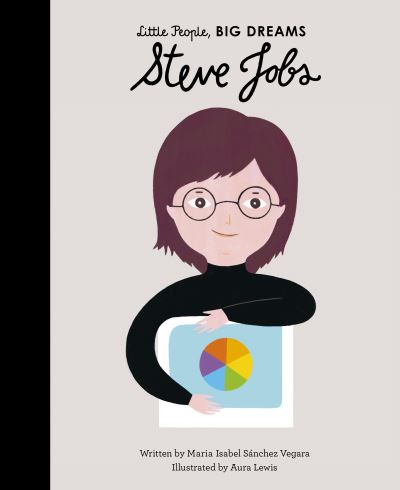 Steve Jobs by Vegara, Maria I Sanchez