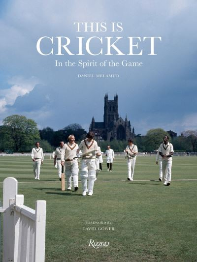 This is Cricket by Daniel Melamud