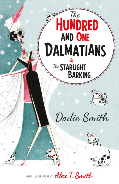 101 Dalmations & Starlight Barking by DODIE SMITH