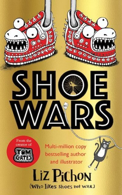 Shoe Wars by Liz Pichon