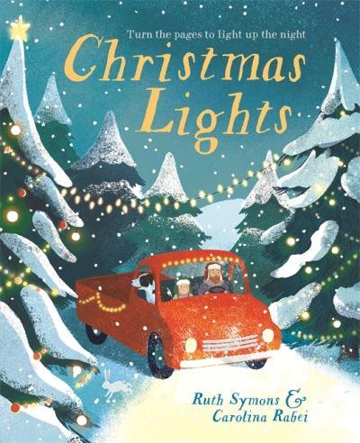 Christmas lights by Ruth Symons