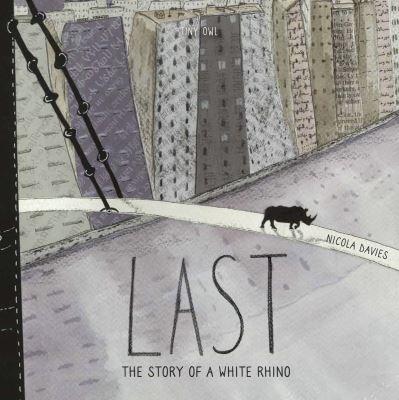 Last by Nicola Davies