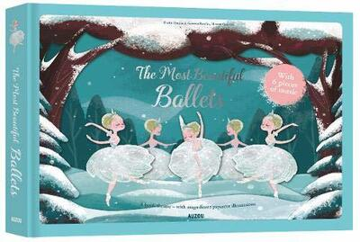 The Most Beautiful Ballets (Paper Theatre) by Elodie Fondacci