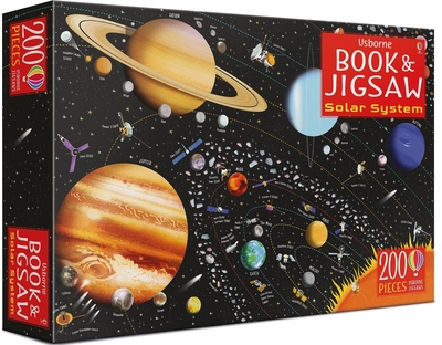 The Solar System by Sam Taplin
